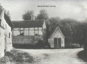 Carte postale de la chapelle
