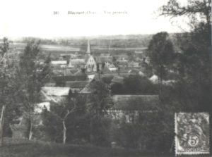 Carte postale du village